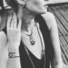 #Edith art deco collection  #uneligneparis #chic #jewelrygram #jewelry #artdeco…
