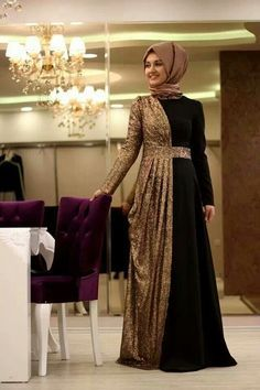 Abaya designs has been changed with time. New Abaya and Hijab styles are available and we have organized a beautiful collection for the ladies. As far as I remember or I have studied that Abaya used to be simple black dress with loose ends.