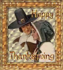 Pilgrims First Thanksgiving