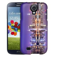 Samsung Galaxy S4 Manhattan Skyline Trans Case