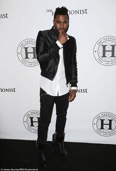 Chilling in Cannes:Jason Derulo   Men's Urban Streetwear