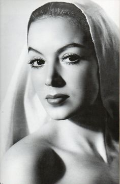 "María de los Ángeles Félix Guereña, ""La Doña"" (8 April 1914 – 8 April 2002) was a Mexican film actress."