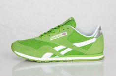 REEBOK CLASSIC NYLON SLIM POP (SPRING RELEASES) | Sneaker Freaker