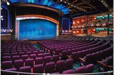The Theatre on the Adventure of the Seas