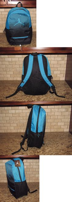 034c5d367105 Backpacks and Bags 57882  Air Jordan Jumpman Backpack 9A1836 Blue Lagoon -   BUY IT NOW ONLY   36 on eBay!