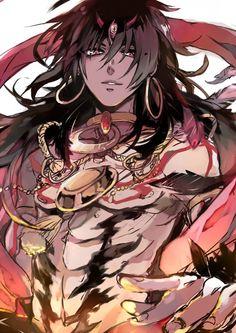 Magi: The Labyrinth of Magic - Sinbad