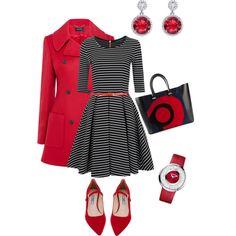 ColourMePretti - Work Outfit Series
