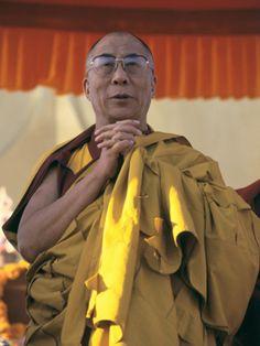 The Dalai Lama in Ceremony