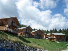 casette di montagna #legno