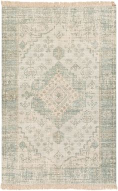 Undy UNDY with colors Sage, Sage/Dark Green/Lime/White. Hand Woven Cotton, Polyester Traditional made in India Sage Green Rug, Living Room Area Rugs, Dining Room, My First Apartment, Washable Rugs, Rug Cleaning, Cozy House, Floor Rugs, Hand Weaving