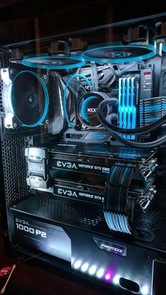 Top Tips, Tricks, And Techniques To The Perfect electronic gadget Best Pc Gaming Setup, Gaming Computer Setup, Gaming Pc Build, Computer Build, Gaming Pcs, Gaming Room Setup, Pc Setup, Pc Gamer, Gamer Room