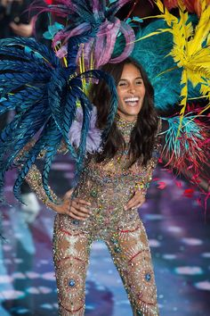 These are the must-see photos from the Victoria's Secret Fashion Show