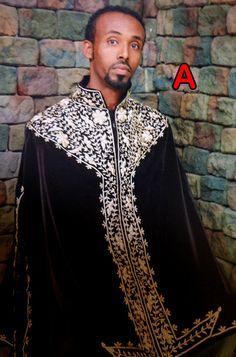 Black and Silver Habesha Wedding Kaba | Ethiopian clothing | Eritrean clothes | Habesha dresses