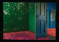 recoloured carpets, www.rozenkelim.nl