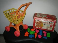 I think I had this...I remember the basket