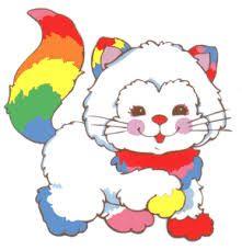 cartoons japan my heart can beat any happierly Vintage Cartoon, Cute Cartoon, Vintage Toys, Childhood Toys, Childhood Memories, Rainbow Cartoon, Rainbow Stuff, Hallmark Cards, Rainbow Brite