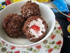 Dairy-Free Mexican Un-Fried Ice Cream