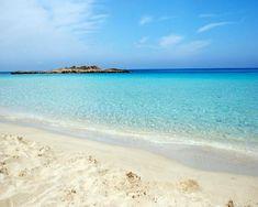 Beaches on Cyprus