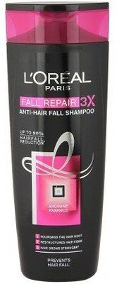 Loreal Paris Fall Repair 3X Anti-hair Fall Shampoo(360 ml) * Read more details by clicking on the image. #hairsandstyles