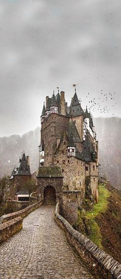 Eltz Castle, Weirschem Germany