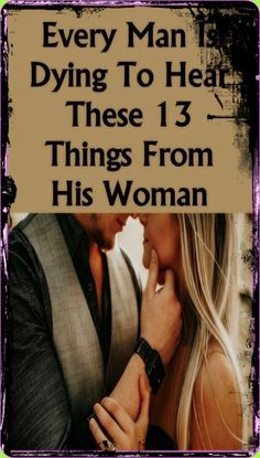 Every Man Is Dying To Hear These 13 Things From His Woman Health And Fitness Tips, Health Tips, Health Care, Oral Health, Mental Health, Nutrition Tips, Health Benefits, Proper Nutrition, Gut Health