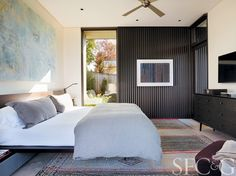 GALLERY A Spare, Industrially Inspired Home by Aidlin Darling Design Melds Seamlessly into the Mill Valley Landscape - San Francisco Cottages & Gardens - April 2015 - San Francisco