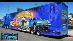 Lowrider Magazine Semi
