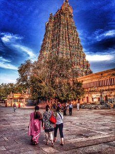 Meenakshi Temple . Madurai
