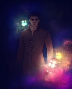 The Outsider Walks Among Us by Glowsydoodles on DeviantArt