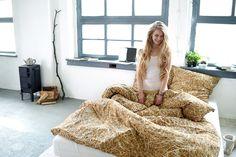 Hayka straw bedding / photo: Piotr Miazga / www.hayka.eu