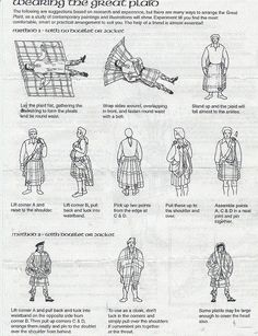 How To Wear Belts how to wear a great kilt - wrapping method - Discover how to make the belt the ideal complement to enhance your figure.