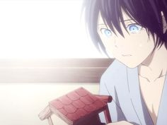 Noragami gif----> I CRIED SO HARD DURING THIS SCENE