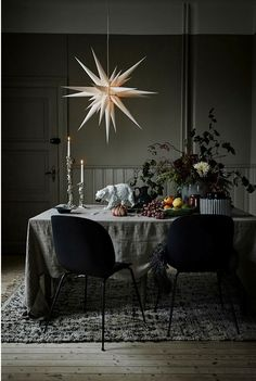 Christmas Decorating Interior Trends 2017- 2018 - wabi sabi interior decor trend - ITALIANBARK interior design blog