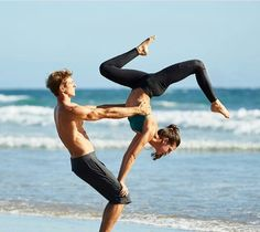 fitness for two the beauty of acroyoga  pinterest