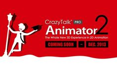 CrazyTalk Animator 2 New Features - Unbelievable Awesome Software :-)