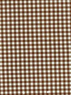 brown gingham is best