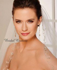 Bel Aire Bridal Veil V7119