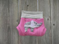Upcycled Wool Soaker Cover Diaper Cover With Added by Myecobaby, SO CUTE!!!