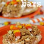 *Get more RECIPES from Raining Hot Coupons here* *Pin it* by clicking the PIN button on the image above! Repin It Here These bars have all kinds of fun ingredients in them like cake, brown sugar, candy corn, peanut butter and more! I like to let the kids help out when I make these bars …