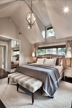 Bedroom Renovation Ideas http://gardenhomedecoration.blogspot.co.uk/2014/12/25-cape-cod