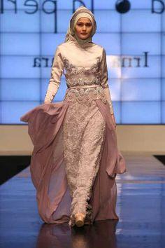 2470e1623d5fe Hijab Evening and Soiree dresses 2014