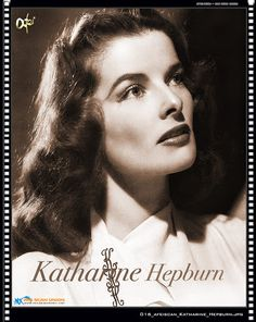 Katherine Hepburn played in birds as Audrey Hepburns Mother.  Audrey was playing as Tippi.