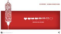 25.11 - Dia Mundial do Doador de Sangue