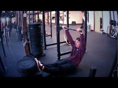 Bar Muscle Up Progression Pt.2