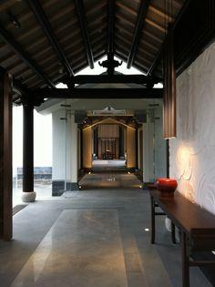 黄山悦榕庄 悦榕轩Banyan Tree Resort & Residence in Huangshan, China │ design by nelson yu