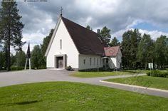 Kajaanin vanha kappeli - Finland Kainuu Kajaani