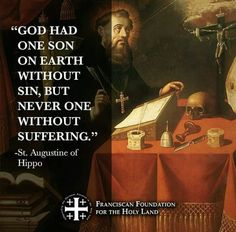 +St Augustine of Hippo+