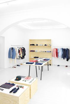 This kind of wardrobe collection!