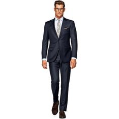Suitsupply Suits: Soft-shoulders, great construction with a slim fit—our tailored, washed and formal suits are ideal for any situation. Next Suits, Casual Wear, Men Casual, Suit Shoes, Business Casual Men, Herren Outfit, Formal Suits, Modern Gentleman, Mens Glasses