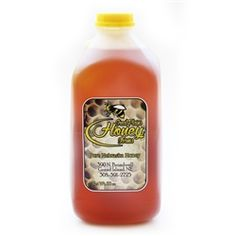 Do you love honey as much as we do? Find this 80 oz jug of honey from Great Plains Honey Farms at BuyNebraska.com!